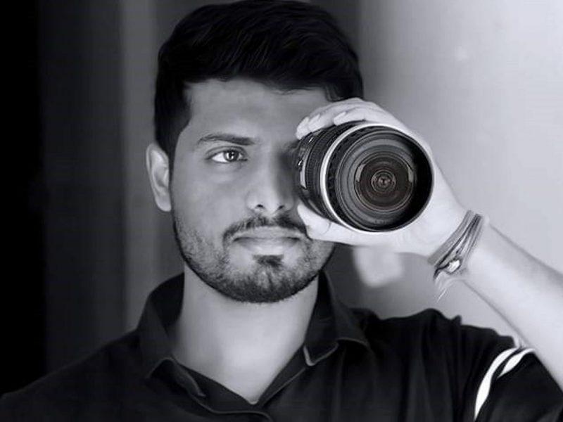 Vamshi - Designer & Editor